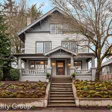 Rental info for 1742-1744 NE 48th Ave in the Portland area
