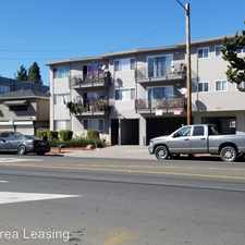 Rental info for 2619 High Street - 02 in the Oakland area