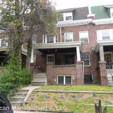 Rental info for 3125 Guilford Ave. #2 in the Abell area