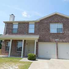 Rental info for Tricon American Homes in the Buckner Terrace area