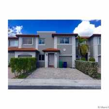 Rental info for 12581 SW 28th Ct in the Miramar area
