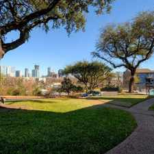 Rental info for $2000 1 bedroom Townhouse in Central Austin Tarrytown in the Austin area