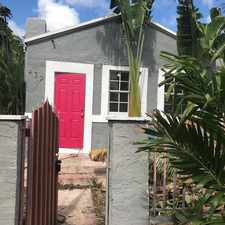 Rental info for 439 Nw 46th St in the Little Haiti area