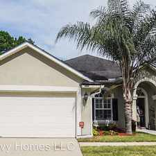 Rental info for 989 Candlebark Drive in the Jacksonville area