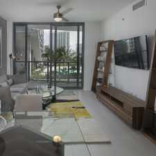 Rental info for 190 Southwest 8th Street #609 in the Miami area