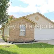Rental info for 5033 Rocky Forge Drive in the Indianapolis area