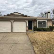 Rental info for 1717 Quinlan Court in the Arlington area