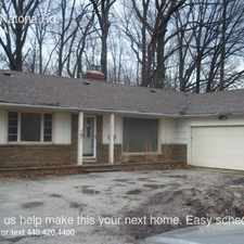 Rental info for 2026 Natona Rd, in the Cleveland area