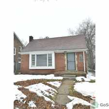 Rental info for Updated Ranch on Winthrop in the Detroit area