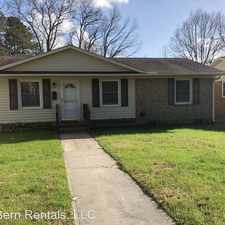 Rental info for 1719 Spencer Ave. in the New Bern area