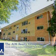 Rental info for 335-339 N. Yale Avenue in the Villa Park area