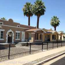 Rental info for 919 W Woodland Dr. in the Phoenix area