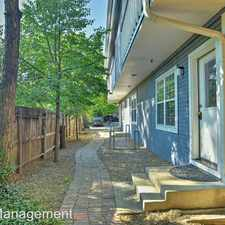 Rental info for 1840 Arapahoe Ave in the Boulder area