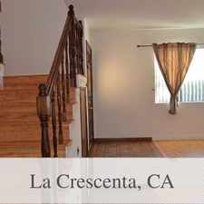 Rental info for Gorgeous La Crescenta, 3 Bedroom, 3 Bath in the Los Angeles area