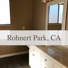 Rental info for Super Cute! House For Rent! in the Rohnert Park area