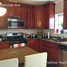 Rental info for 3902 Wehrman Ave in the 60131 area