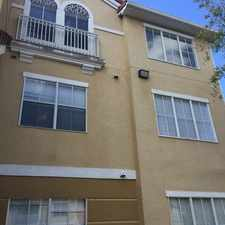 Rental info for 18001 Richmond Place in the Tampa area