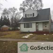 Rental info for This Brick Converted Duplex is Spacious and Roomy, 3 Bedroom 2 bath Home is 2 for 1 Will accomodate A growing family. Recentcly updated, New Paint, Ceramic Kitchen and Bath.. Hardwood Floors Throughout. Come take advantage of this Unique Home. in the Detroit area