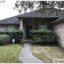 Rental info for Friendswood beauty $100.00 move in gift card Only with Pamela Banks (broker) in the Houston area
