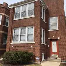 Rental info for 5140 West Hutchinson Street #2 in the Portage Park area