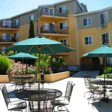 Rental info for Vintage at Bennett Valley Senior Apartments in the 95405 area