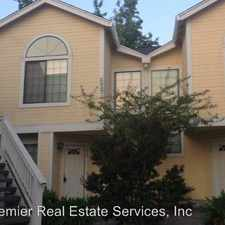 Rental info for 206 Devonwood in the Pinole area