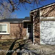 Rental info for 4212 S. Cathay Way in the Denver area