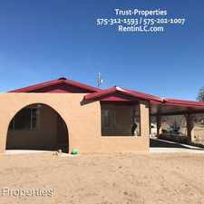 Rental info for 4250 Peralta Dr