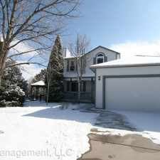 Rental info for 4995 Shirley Place in the Colorado Springs area