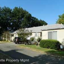 Rental info for 3804 32nd Avenue in the Sacramento area