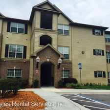 Rental info for 7800 Point Meadows Dr 223 in the Jacksonville area