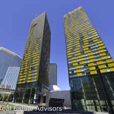Rental info for 3722 Las Vegas Blvd S, 1501 in the Paradise area
