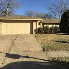 Rental info for Tricon American Homes in the Arlington area