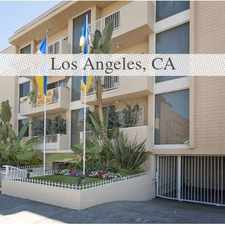 Rental info for Sierra Regency Is Located Near The Corner Of. in the Los Angeles area