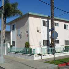 Rental info for A Nice Complex Located Close To Schools And Bus... in the Los Angeles area