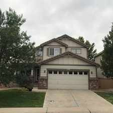Rental info for Littleton, Prime Location 5 Bedroom, House in the Highlands Ranch area