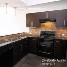 Rental info for 429 W. 3rd in the Austin area