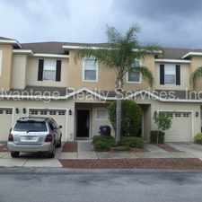 Rental info for ALEXANDRIA PLACE in the Tampa area