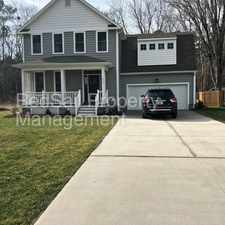Rental info for STOP!! Newly built 4 bedroom 3 full bath home!! in the Chesapeake area