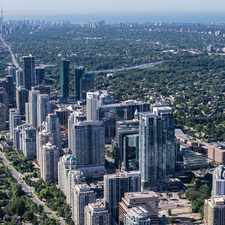 Rental info for Yonge St & Finch Ave E, North York, ON M2M, Canad