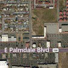 Rental info for 22nd E St 5, Palmdale, CA 93550