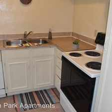 Rental info for 9743 East 12th Street in the Tulsa area