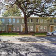 Rental info for 601-609 East Broad Street in the Savannah area