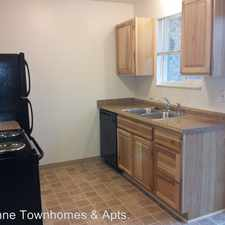 Rental info for 20th & Vance Street in the Denver area