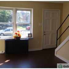 Rental info for 2 Bedroom Townhouse in the Baltimore area