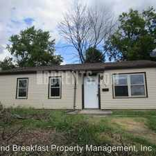 Rental info for 1400 Hagerman Drive, in the 45406 area