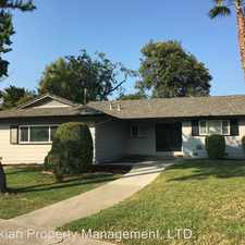 Rental info for 6325 Grigsby Place in the Stockton area