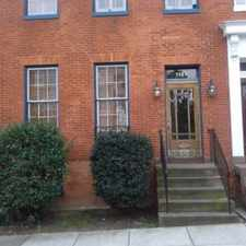 Rental info for Furnished Room for Rent in a Historic Neighborhood in the Union Square area