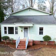 Rental info for 2206 Fitzgerald in the Durham area