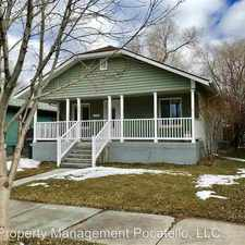 Rental info for 138 S 10th